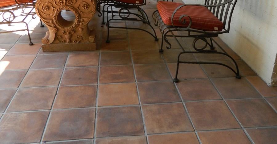 Customer-patio
