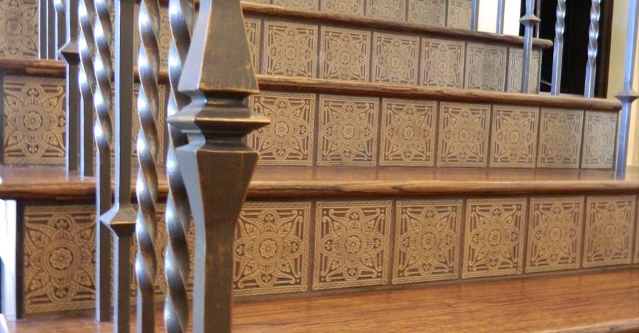 Customer-stairs