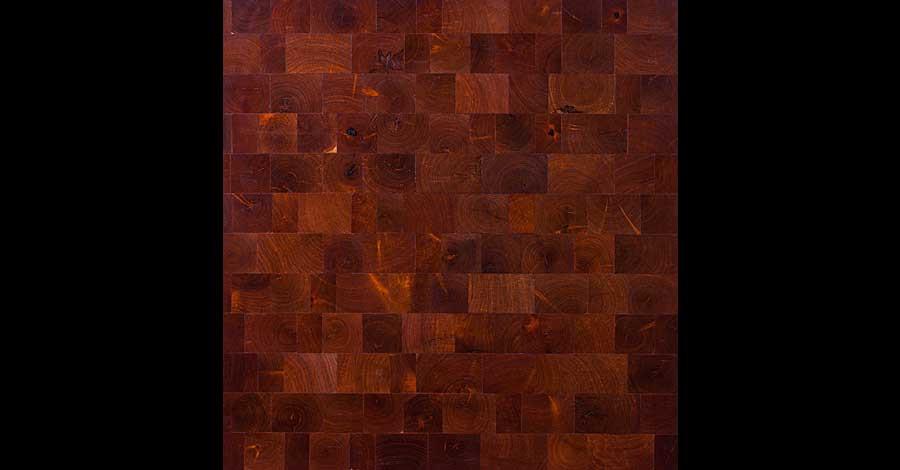 custom pattern wood floor mesquite block Dallas, Texas, French-Brown Floors